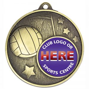 Medal with Club Logo