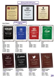 Plaque Collection