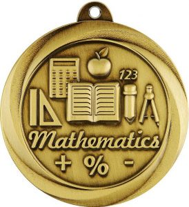 Academic Maths Medal