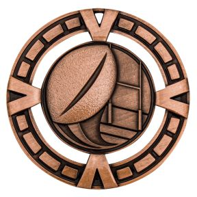 Rugby Varsity Medal Bronze