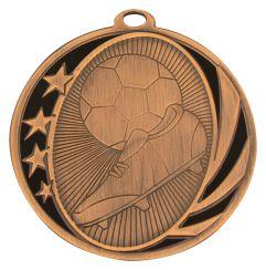 Soccer Medal Bronze MB904B