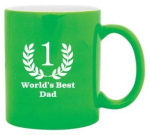 Ceramic Coffee Cup Green