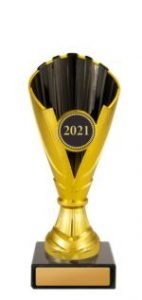 Dance Norwood Cup Gold & Black