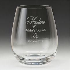 Glassware Stemless Wine 500ml