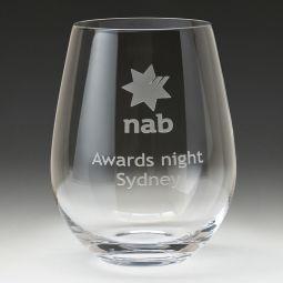 Glassware Stemless Wine 670ml