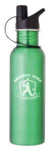 Stainless Steel Drinkware Green 740ml or 500ml